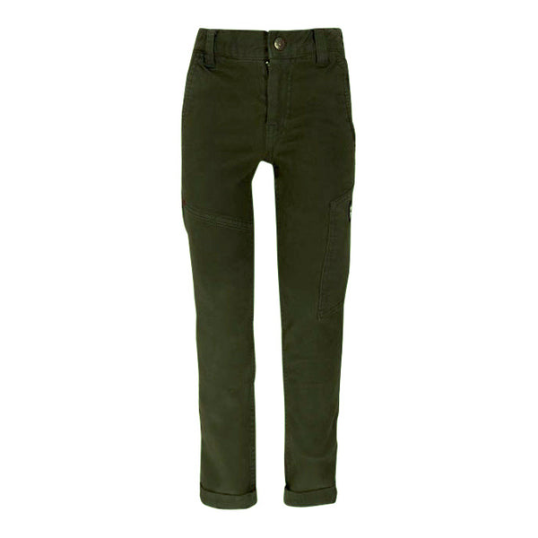 Toro Trouser Chino Winter Moss