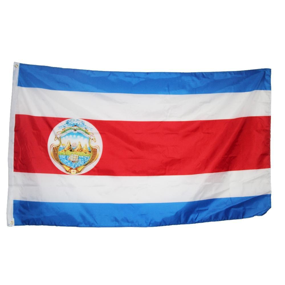 costa rica flag mycountrypride