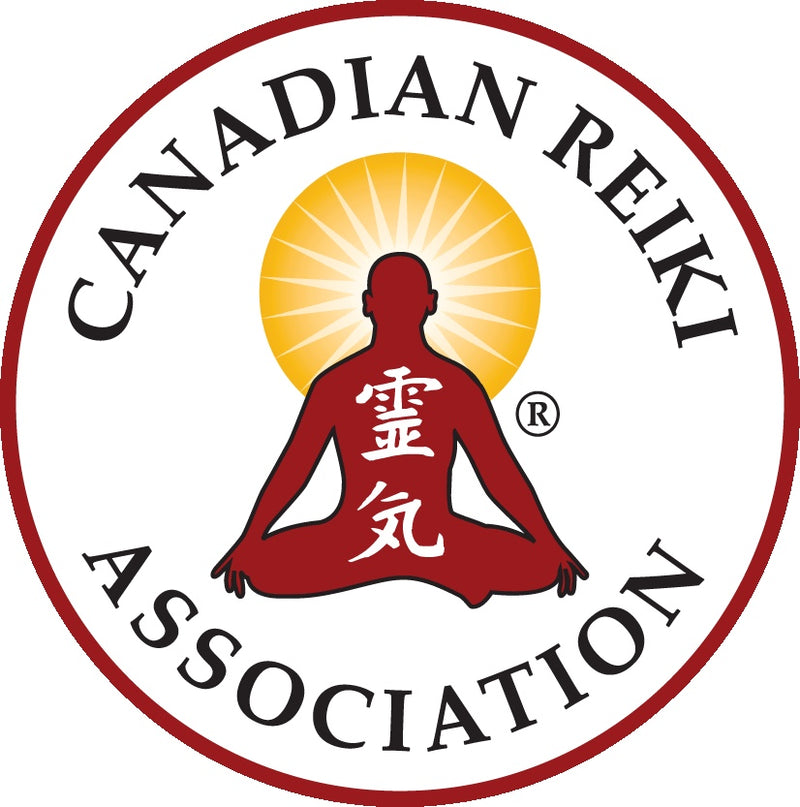 Canadian Reiki Association,  Registered Reiki practitioner and teacher.