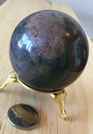 Blood Stone Sphere