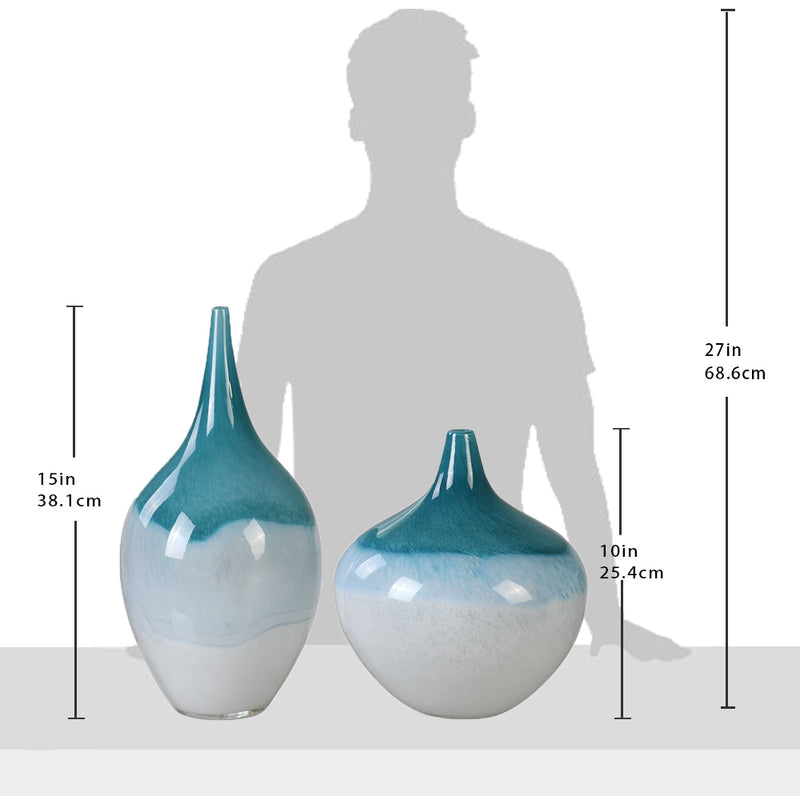 Carla Vases Set of Two