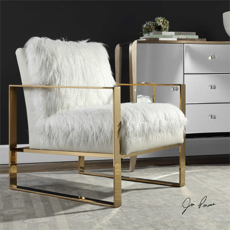 Delphine Accent Chair