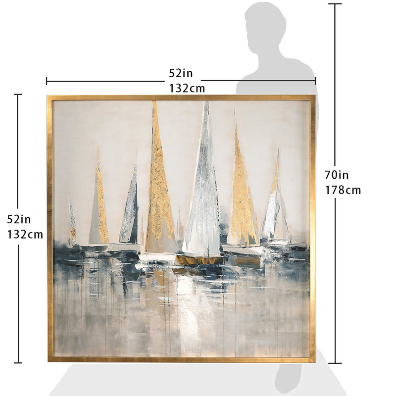 Regatta Wall Art