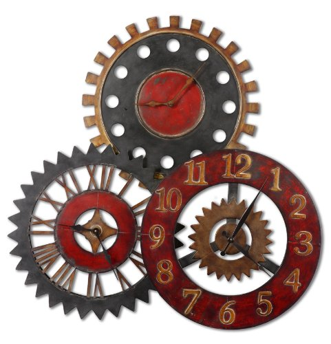 Rusty Movements Clock