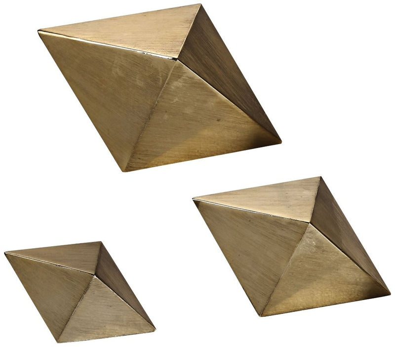 Rhombus Set of three
