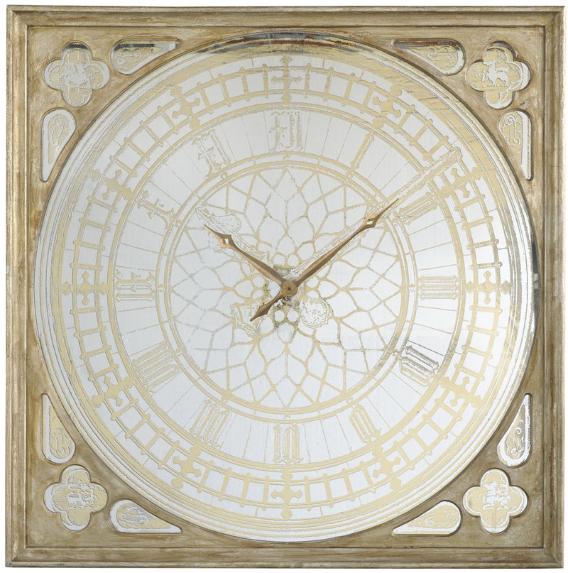 Home Decor Square Wall Clock
