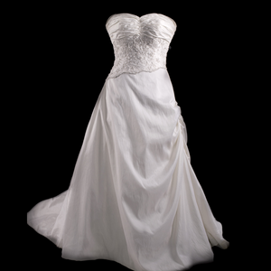 Exclusive Bridals Wedding Gown