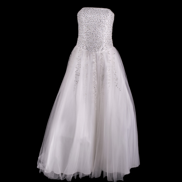 Precious Moments Wedding Gown
