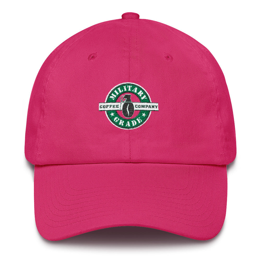 Military Grade Coffee Hat