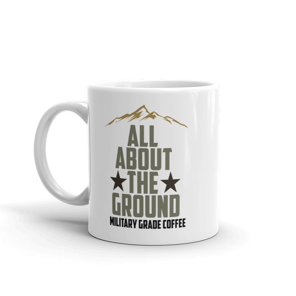 All About The Ground Mug