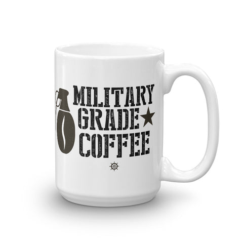 Military Grade Coffee Star Mug