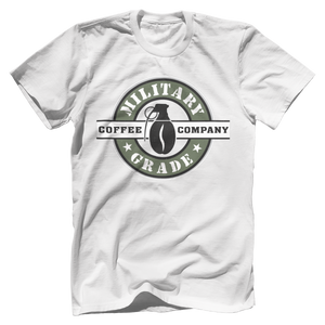 Military Grade Coffee T-Shirt