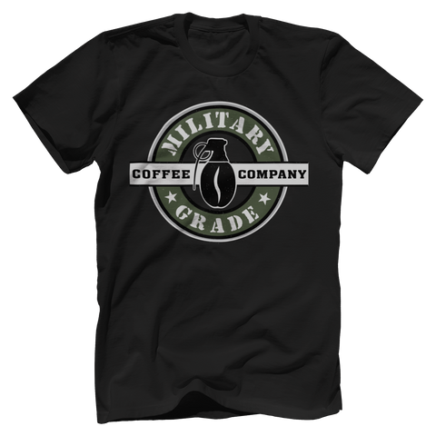 Image of Military Grade Coffee T-Shirt