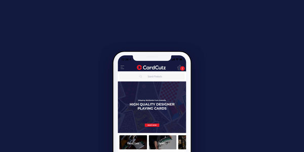 Introducing the CardCutz App!