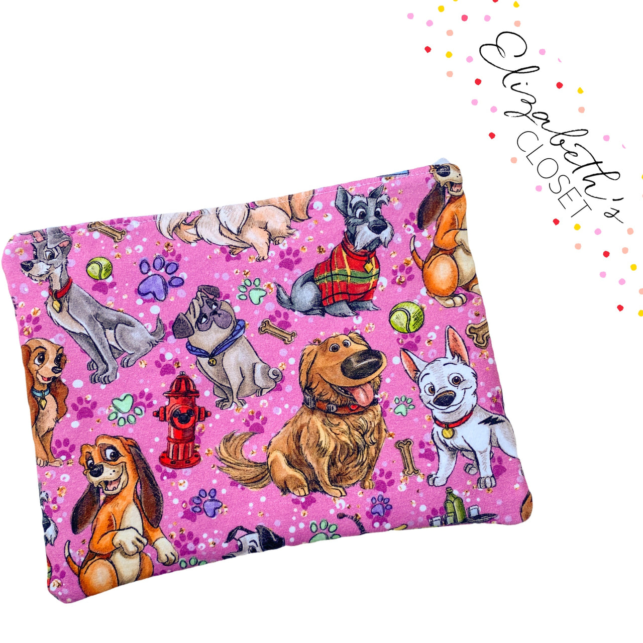 Magical Dogs Reusable Snack Bag