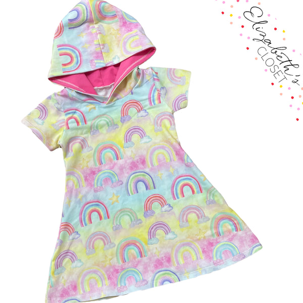 Rainbow Swing Tunic