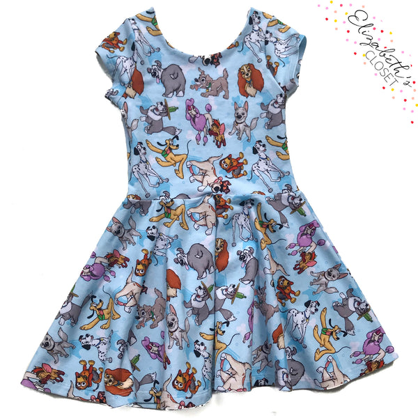 Magical Dogs Dress