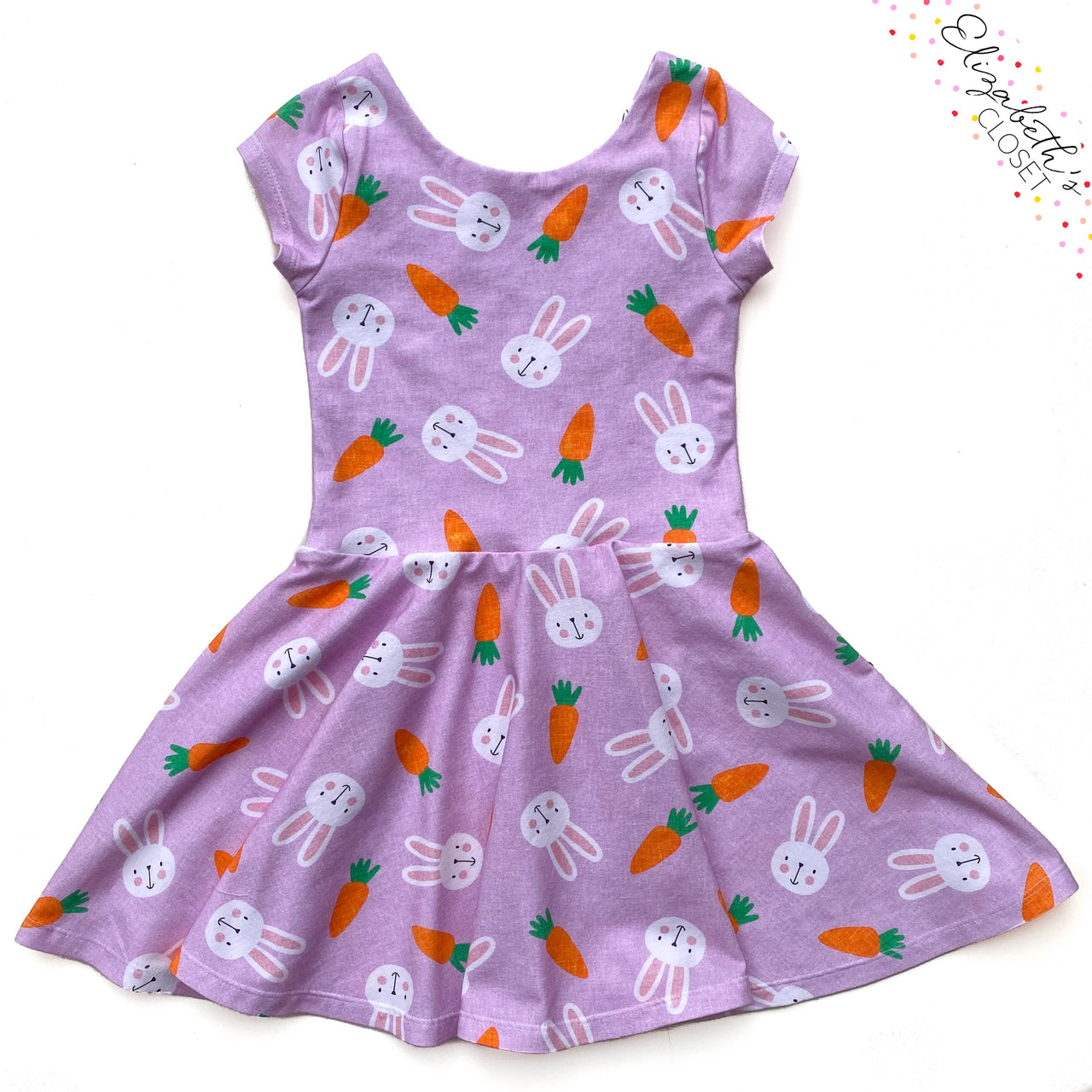 Purple Bunny Dress