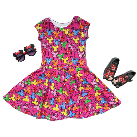 Disney Balloon Twirl Dress