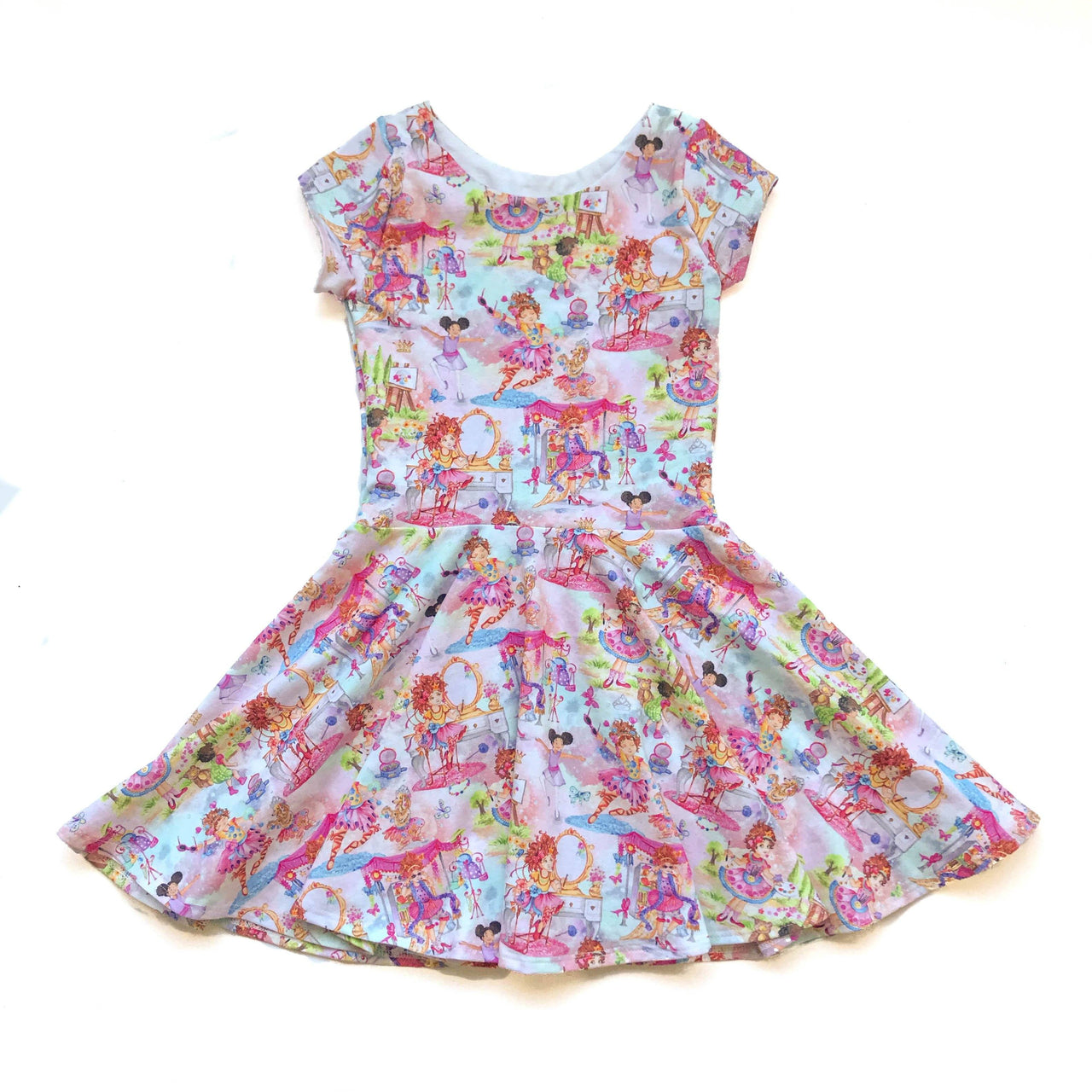 Fancy Nancy Twirl Dress - Elizabeth's Closet
