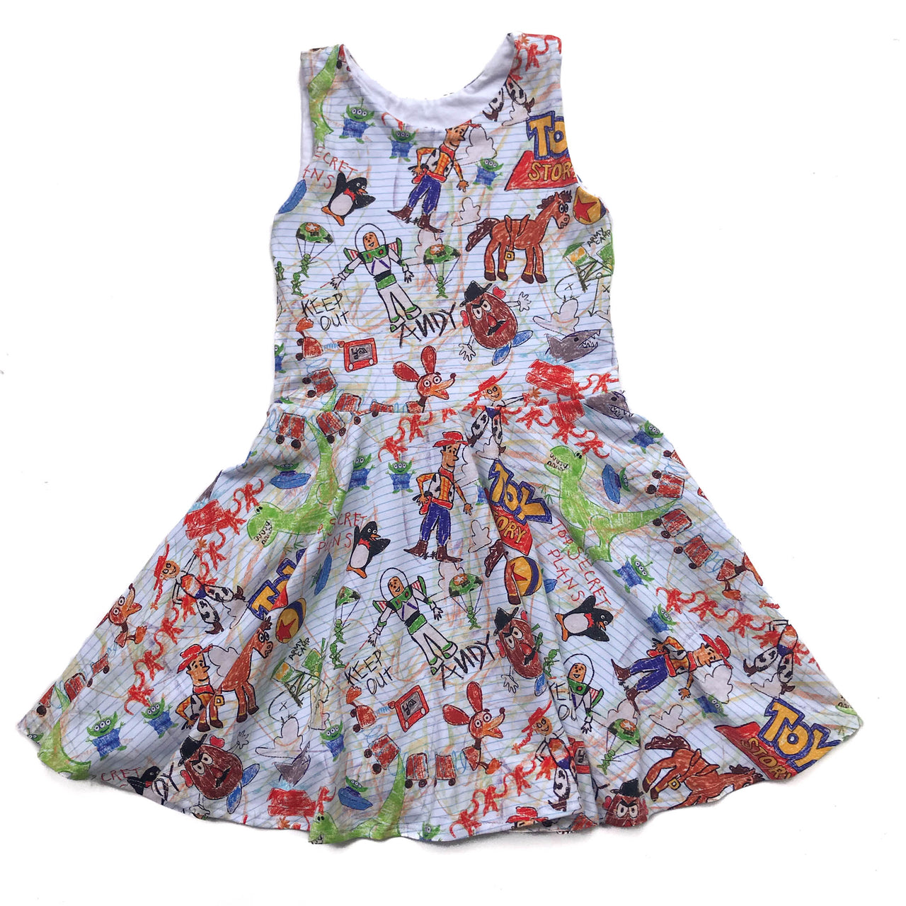 Favorite Toys Twirl Dress