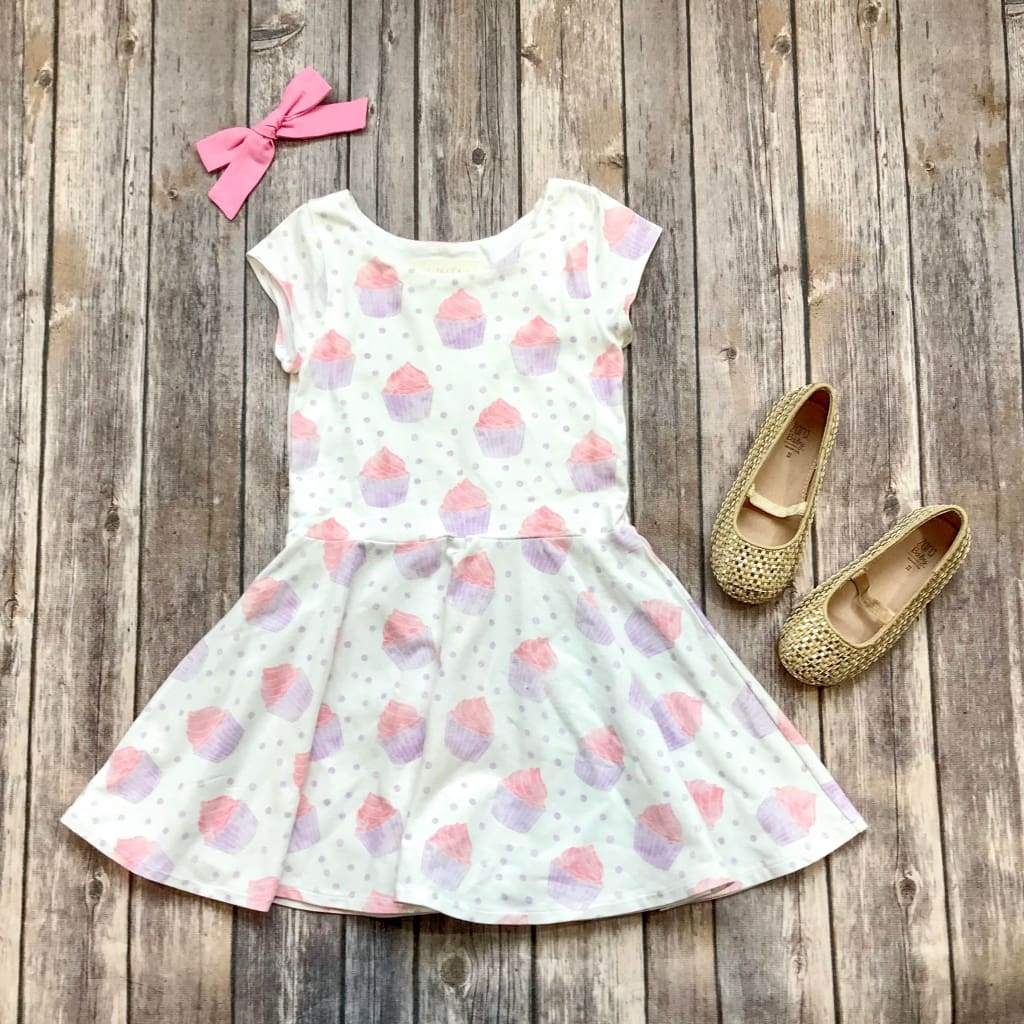 Cupcake Dress - Twirl Dresses - Elizabeth's Closet