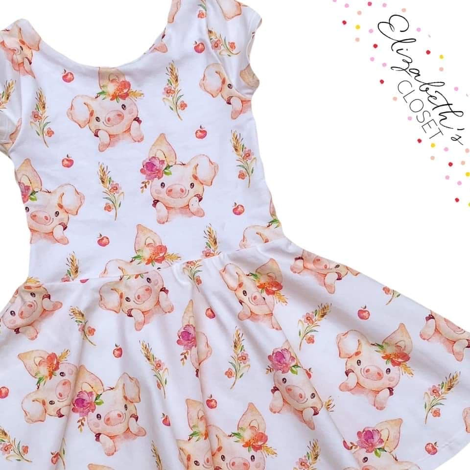 Sweet Piggie Dress