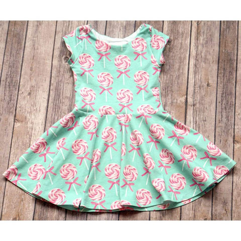 Lollypop Twirl Dress - Twirl Dresses