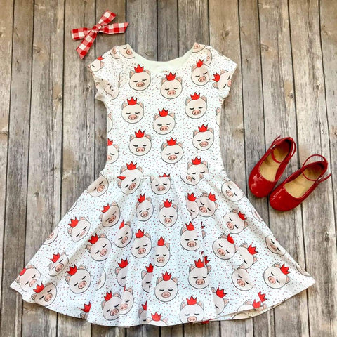 Princess Pig Dress - Twirl Dresses
