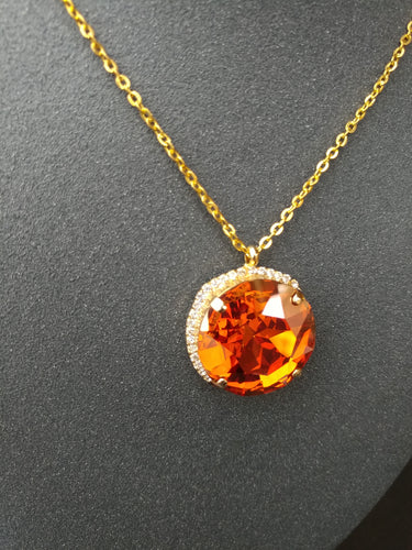 Chile Pepper Corona Pendant