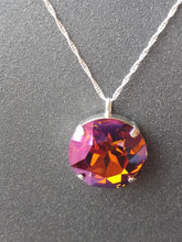 Load image into Gallery viewer, Mahogany Corona Pendant