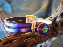 Load image into Gallery viewer, Twilight Leather Bracelet