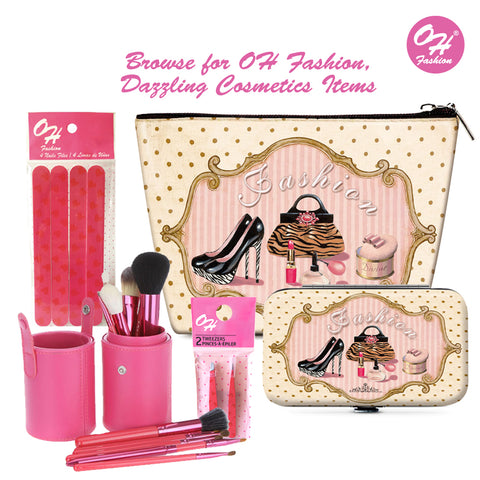 OH Fashion Manicure set Transparent