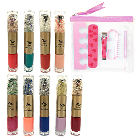 OH Fashion Nail Polish Cylinder SET Collection