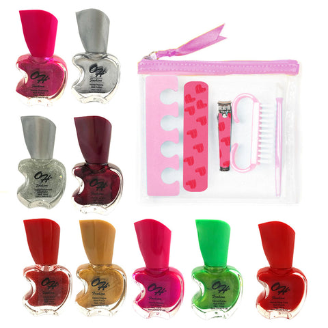 OH Fashion Nail Polish Apple Bite SET Collection