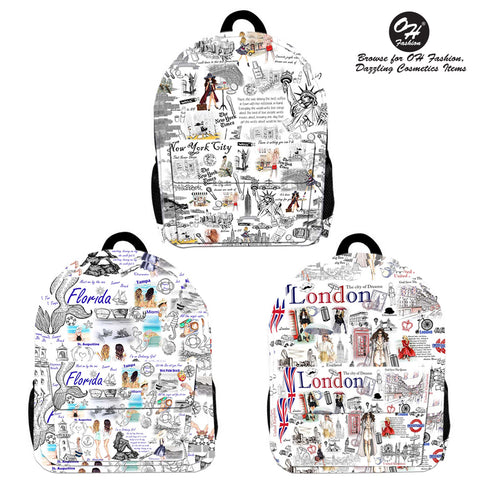 OH Fashion BackPack Travelling Collection