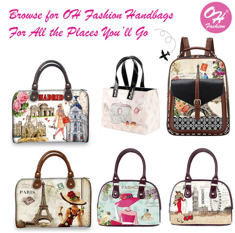 Browse the OH Fashion Handbags