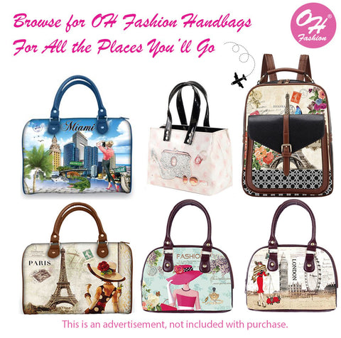 Browse for the OH Fashion Handbags