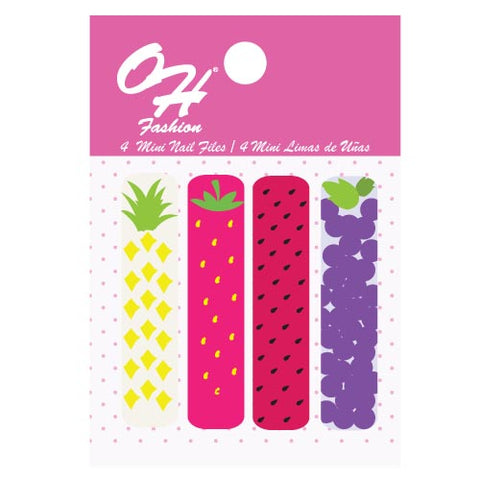 Mini Nail Files Collection