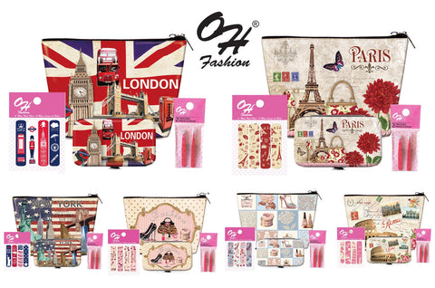 OH Fashion Beauty Set Cities