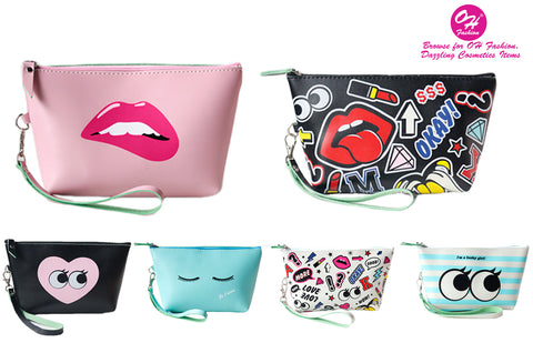 OH Fashion Cosmetic Bag Collection