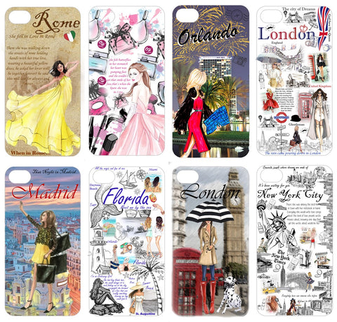 OH Fashion iPhone case 8/7/6S Collection