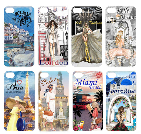 OH Fashion iPhone Cases Collection