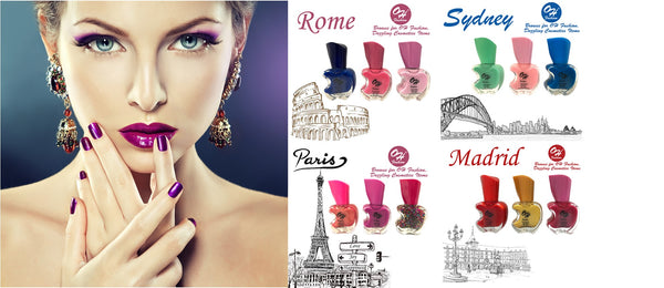 OH Fashion Nail Polish OH Cities Collection