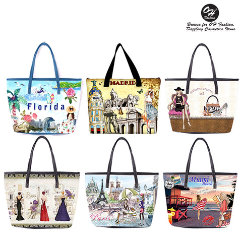 OH Fashion Handbag Tote Collection