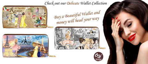 OH Fashion Wallet Collection