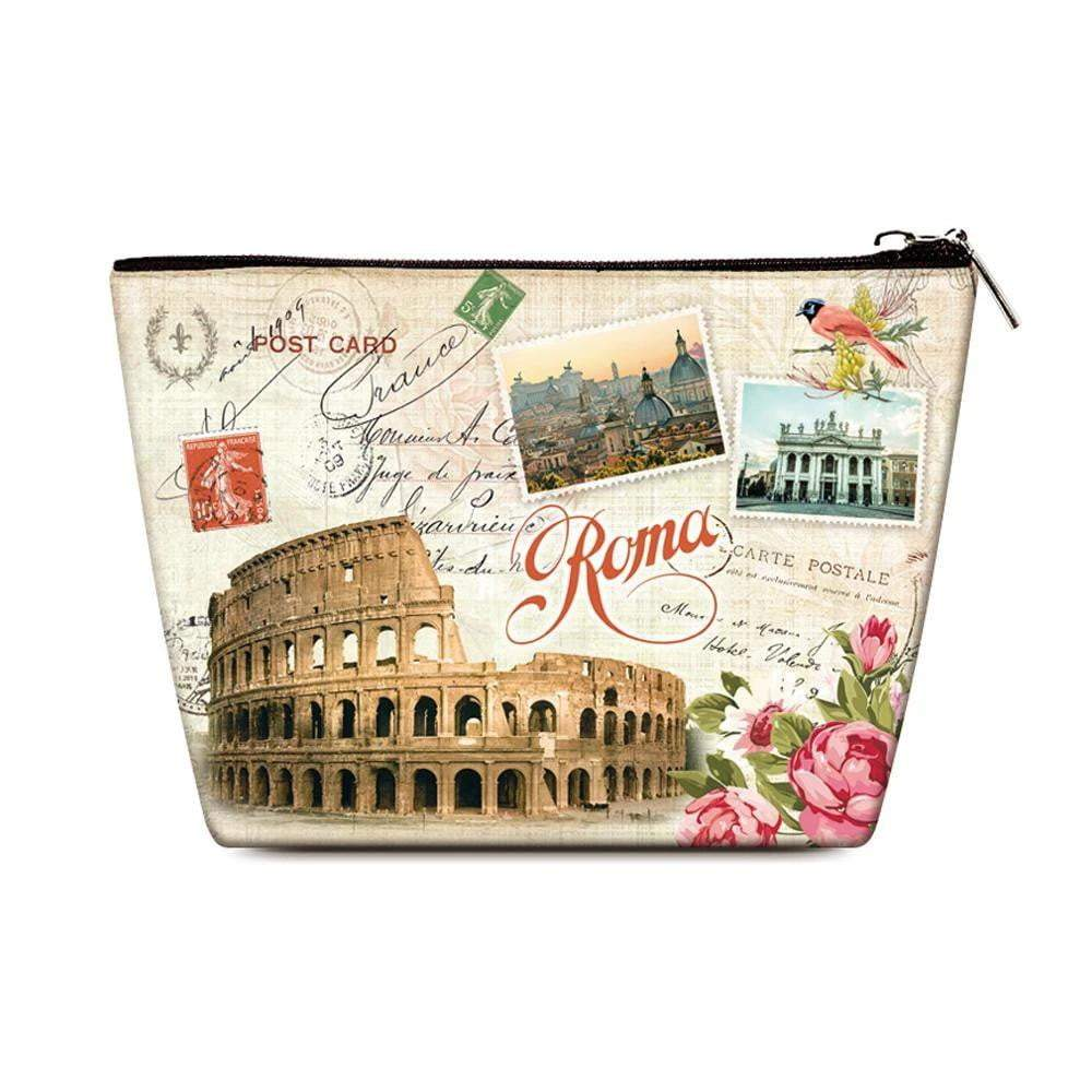 OH Fashion Cosmetic Bag Rome - Superpharma Corporation - ohfashion
