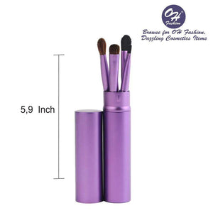 OH Fashion Makeup Brushes Jet Diva Violet - Superpharma Corporation - ohfashion