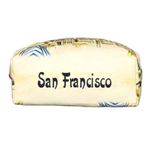 Load image into Gallery viewer, OH Fashion Makeup Bag Beautiful San Francisco