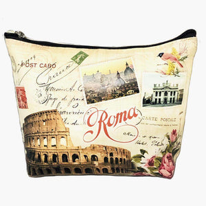 OH Fashion Makeup Bag Rome